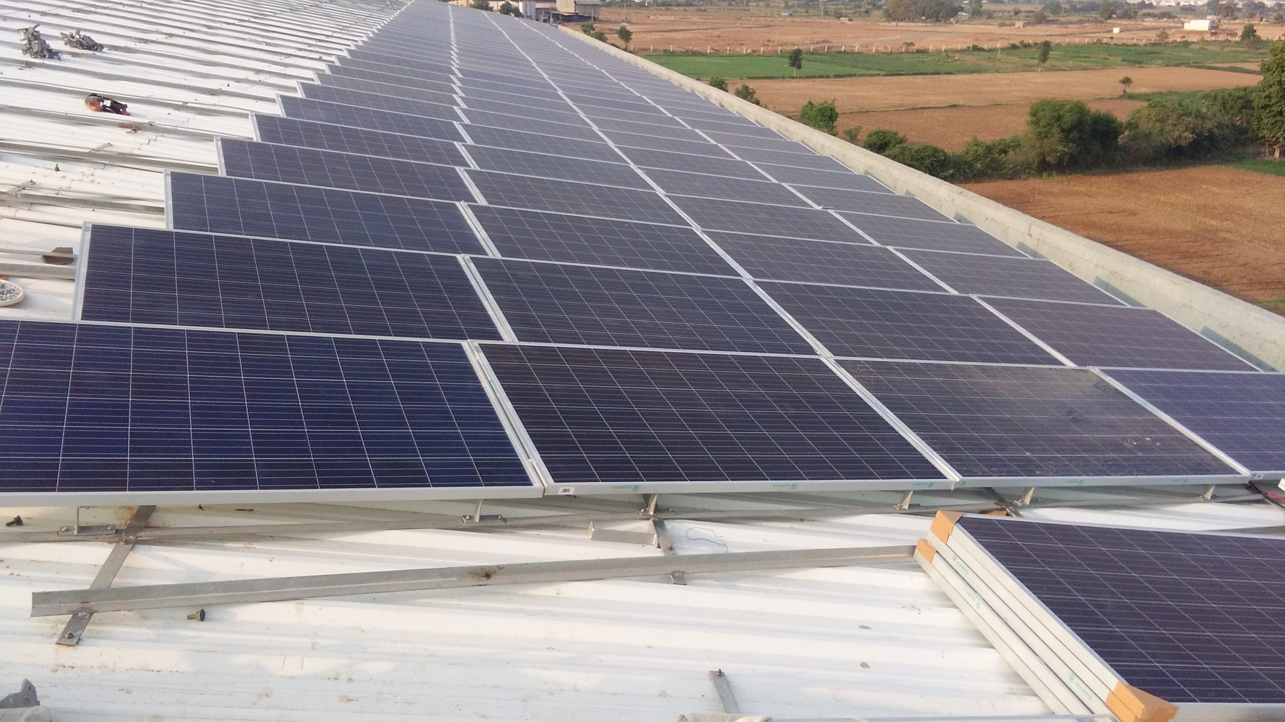 Installation of On-Grid Solar Power Plant at multiple sites around India