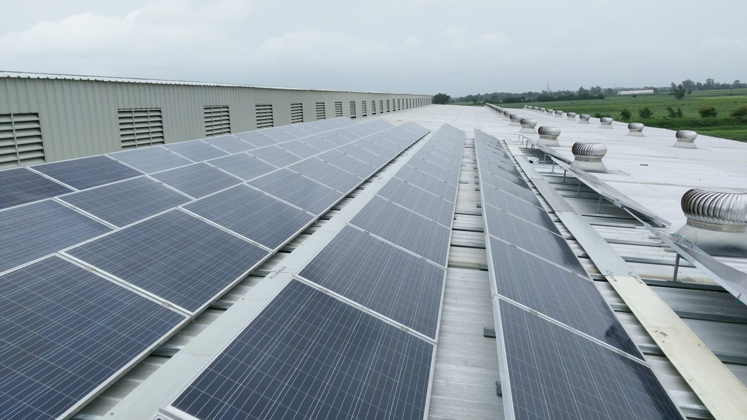 Installation of 50 KW Grid Connected Solar Rooftop Project at Vadodara