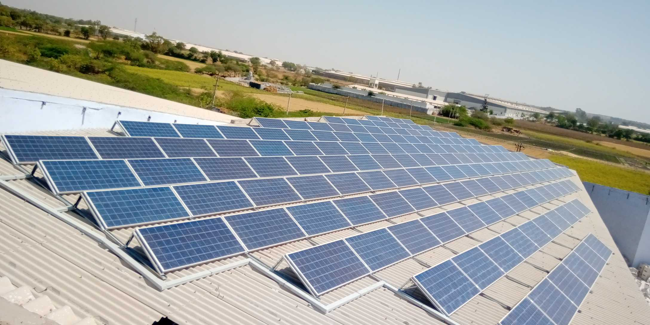 50KW Solar Rooftop Project